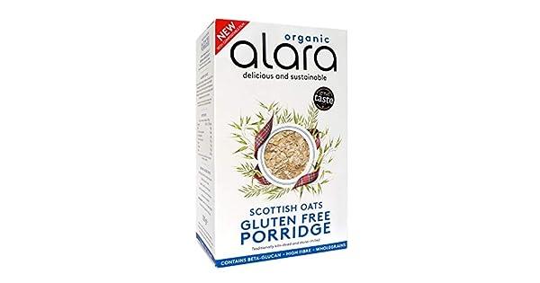 Alara Porridge - Juego de 2 pájaros escoceses orgánicos sin ...