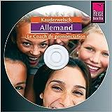 Reise Know-How AusspracheTrainer Allemand (Deutsch, französische Ausgabe) (Audio-CD): Das ganze Buch auf CD-ROM plus Audio Aussprachetrainer