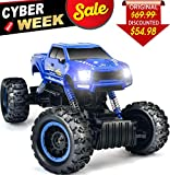 Best off road rc truck - DOUBLE E 1:12 RC Cars Monster Truck 4WD Review