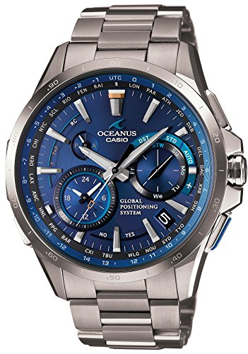 CASIO OCEANUS GPS OCW-G1000-2AJF Mens Japan import