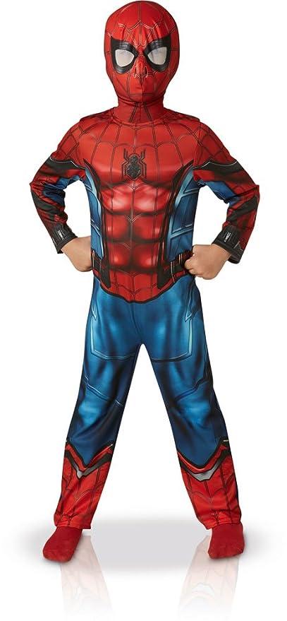 Rubies – Disfraz clásico de Spider-Man Homecoming
