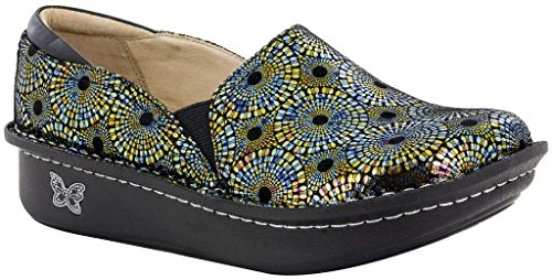 Image of the Alegria Debra Clog Women's Slip On 36 M EU Multi
