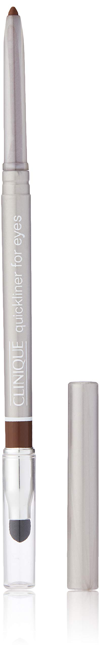 Clinique Quickliner for Eyes, No. 03 Roast Coffee, 0.01 Ounce