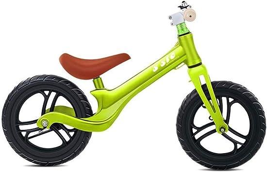 Viñedo Bicicleta Infantil con Pedales y Bicicletas sin Pedales Bicicleta Deslizante de 2 a 6 años