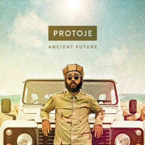 CD : Protoje - Ancient Future (CD)