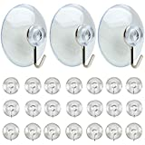 40 x Mini Suction Cups Ideal Christmas Decoration Hanging