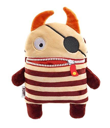 - Schmidt 42334 Worry Eater Soft Toy - Junior Flint