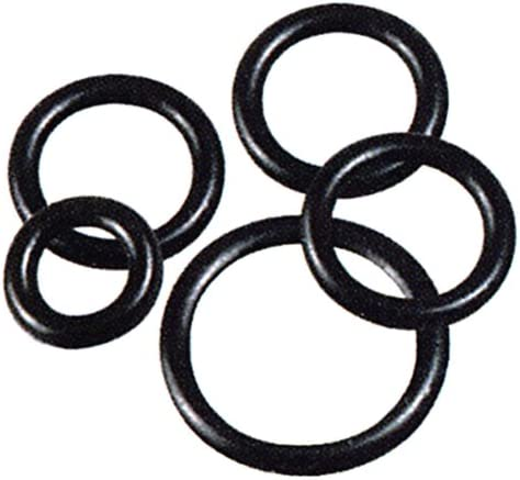 British Standard Imperial per Pack O ring Cross Section : 5.33mm Colour : Black ID : 23.17mm Pack Qty Nitrile : 50