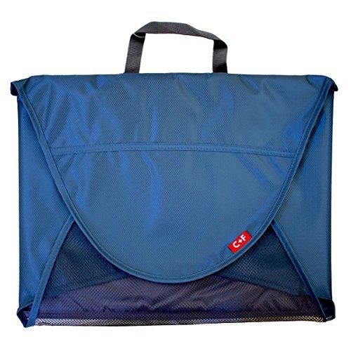 C+f Travel Garment Folder - Large-size Travel Packing Folder with Folding Board (Large Garment)