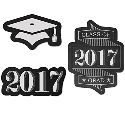 Graduation Cheers Shaped Party Cut Outs