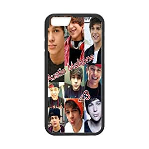 """DDOUGS Austin Mahone High Quality Cell Phone Case for Iphone6 4.7"""", Personalized Austin Mahone Case"""