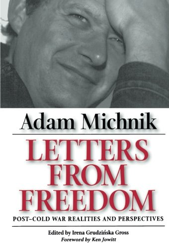 Letters from Freedom (Society and Culture in East-Central Europe)