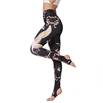 LQRR Pantalones de Yoga para Mujeres Leggings de Fitness ...