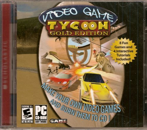 Video Game Tycoon Gold Edition (Jewel - Florida Outlet Malls