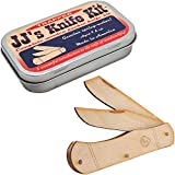 Channel Craft, JJ's Pocket Knife, Wood Craft
