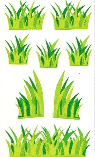 Frances Meyer - Grass - Meyer Stickers Scrapbooking Frances