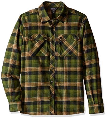 Outdoor Research Men's Crony L/S Shirt, Kale, L (Home L/s Shirt)