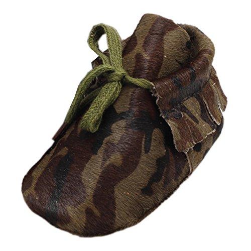 Leap FrogMocassins Boots - Botas Mocasin para niño camuflaje