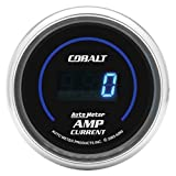"Auto Meter 6390 Cobalt 2-1/16"" 0-250 amps Digital Amp Current"