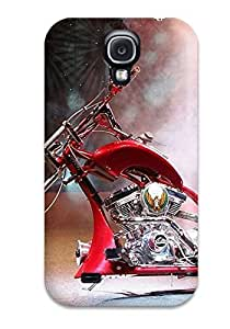 New Arrival Motorcycle For Galaxy S4 Case Cover