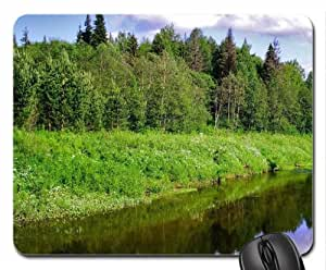 river Mouse Pad, Mousepad (Rivers Mouse Pad)