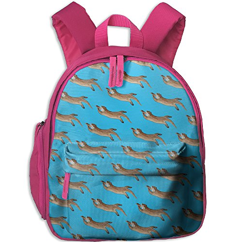 Significant Otter Unisex Classic Water Resistant School Oxford Fabric Travel Backpack by ONE WORD