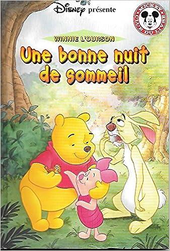 Amazon Fr Winnie L Ourson Une Bonne Nuit De Sommeil
