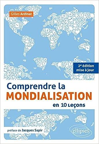 Livre gratuits Comprendre la Mondialisation en 10 Leçons Préface de Jacques Sapir epub, pdf