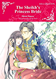 The Sheikh's Princess Bride: Mills & Boon comics