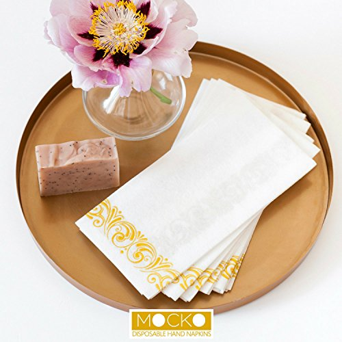 Review MOCKO Disposable Hand Napkins