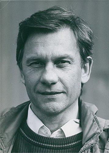 Vintage photo of Jon Olsson is a professional freeskier and alpine ski racer. ()