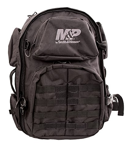Smith & Wesson M&P Pro Tac Large Backpack with Weather