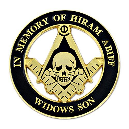 widows sons car emblems - 3