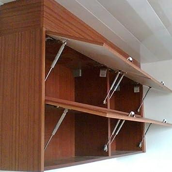 Amazon.com : Kitchen Cabinet Door Lift Pneumatic Support Hydraulic ...