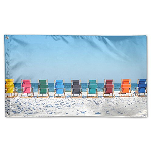 BINGOGING FLAG Decorative House Flags - Beach Chair Outdoor