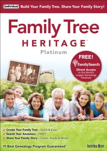 Household Tree Heritage Platinum 9 [PC Download]