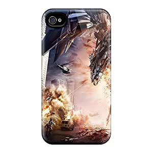 Cute High Quality Iphone 4/4s Transformers 4 Case
