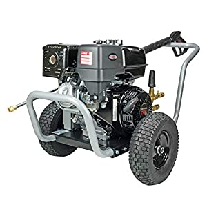 SIMPSON WB4200 4200 PSI at 4 GPM Gas Pressure Washer Powered by Honda with AAA Triplex Pump