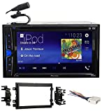 ford usb - Pioneer DVD/CD Bluetooth Receiver iPhone/Android/USB for 2004-2006 Ford F-150