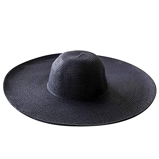 abe0d237a Amazon.com: 2019 Hot Sale!Cuekondy Women Sun Straw Hat Big Brim UPF ...