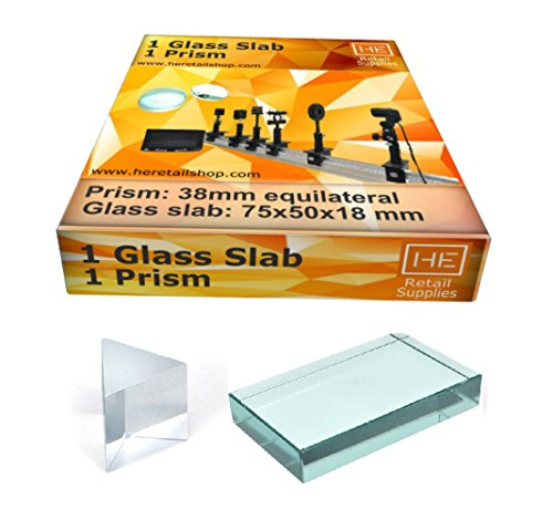 Deepak Enterprise He Retail Glass slab 1 Prism (38 x 38 mm) Price & Reviews