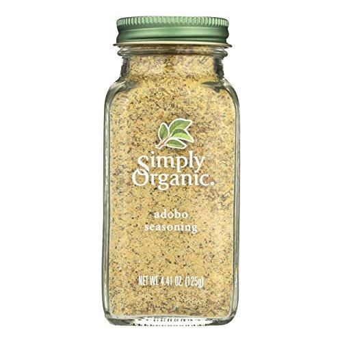 Simply Organic Adobo Seasoning - Case of 6 - 4.41 oz. by Simply Organic