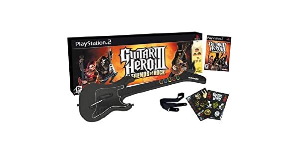 Guitar Hero 3 Bundle: Amazon.es: Videojuegos