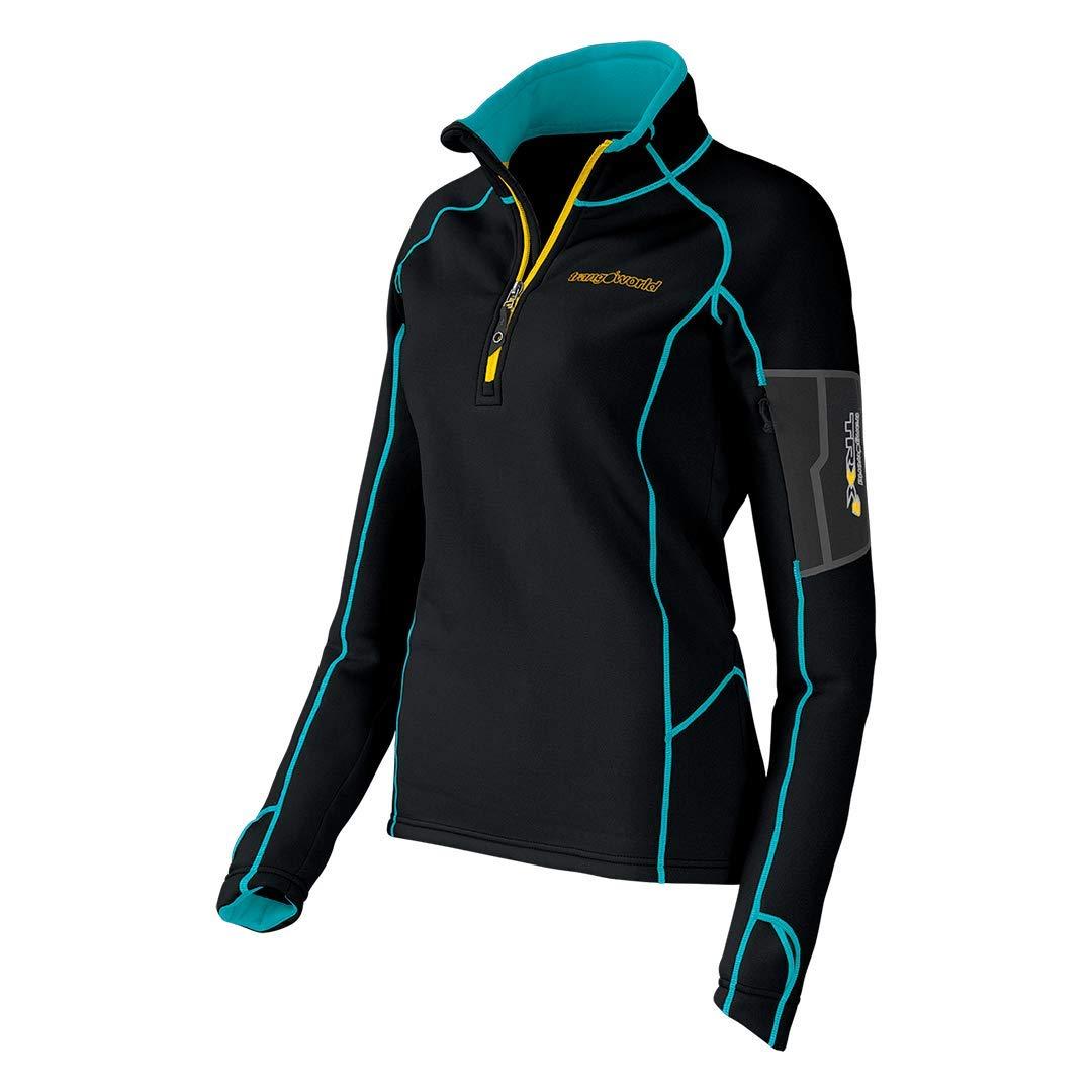 TALLA XS. TRANGO TRX2 Stretch WM - Pullover para Mujer