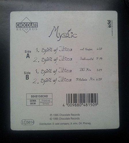 Mystic - Spirit Of Ibiza - Chocolate Records - 0048150CHO