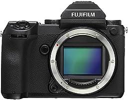 Fujifilm GFX50S Cámara Mirrorless, color Negro