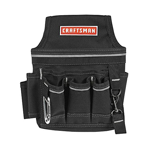Craftsman Electricians Tool Pouch Apron | Ultimate Organizer | Professional Electric Handyman Tool Holder