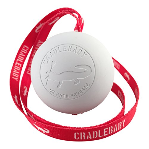 Cradlebaby (Red with White Logo (White Ball))