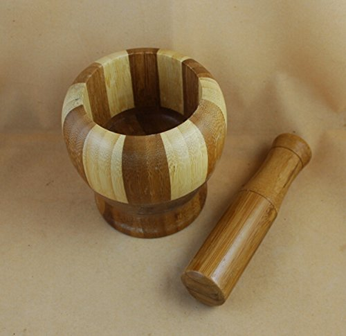 Take 1 Pieces Mixing Bowl for Mortar & Pestle Garlic Masher Spice Crusher Grain dehusking occupation