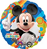 Anagram International Mickey Mouse Clubhouse Foil Balloon Pack, Multicolor